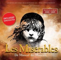 Cover Musical - Les Misérables [Nederlands Castalbum 2008/2009]